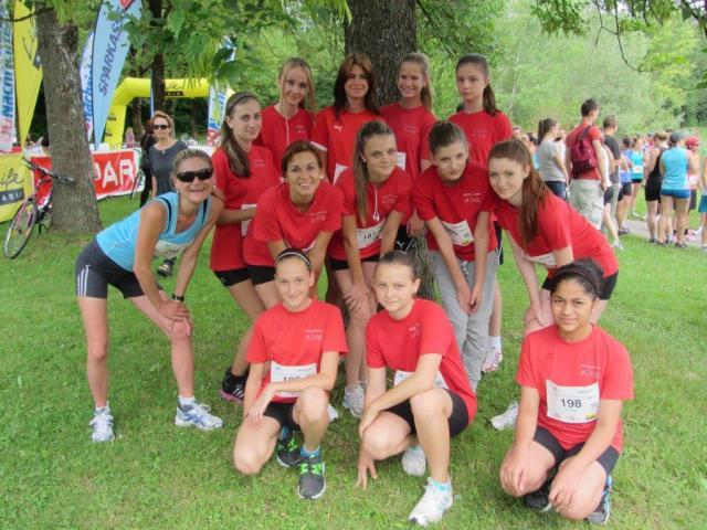 Frauenlauf NMS