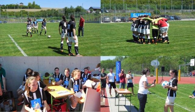 Vize Mädchen Fußball